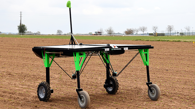 Engins agricoles autonomes